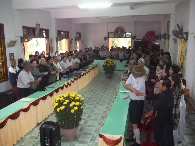 Quảng Trị: Tổ chức Hội nghị thường niên GĐPT & Bảo Trợ