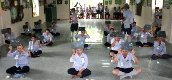 IMG 0031 Hội thi Phật phápngành Thanh
