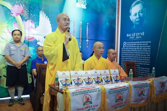 GĐPT Huế tổ chức Giải cờ vua Sen Trắng cho ngành Đồng