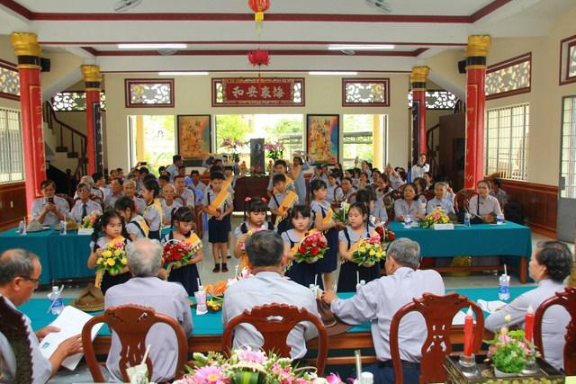 Bà Rịa Vũng Tàu: Lễ tổng kết hoạt động Phật sự năm 2017