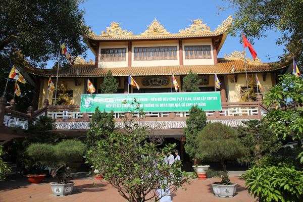 GĐPT Đà Nẵng tổ chức húy kỵ Bác Tâm Minh Lê Đình Thám và hiệp kỵ