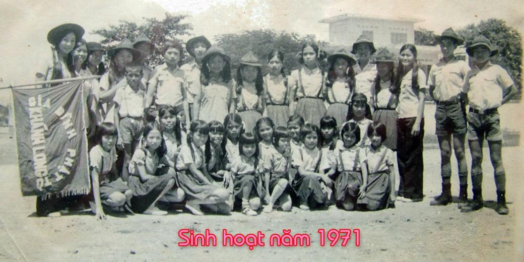 Gia Đình Phật Tử Khánh Long: 50 năm hình thành và phát triển