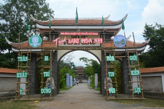 Trại Lục Hòa XII TP. Hồ Chí Minh ngày đầu nhập trại