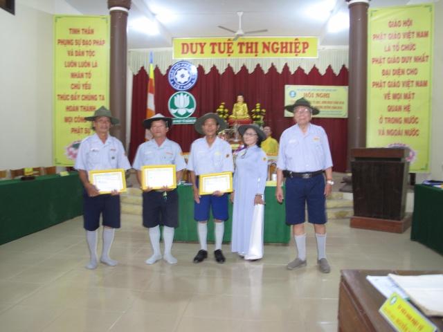 Gia đình Phật tử Quảng Ngãi tổ chức Hội nghị hoạt động năm 2019