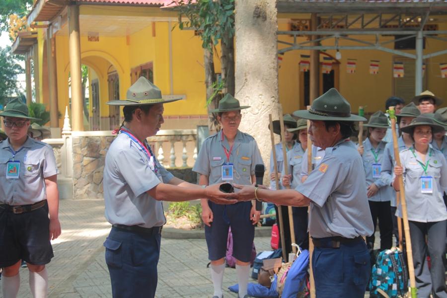 TP. Hồ Chí Minh: GĐPT khai mạc Liên trại huấn luyện Huynh trưởng