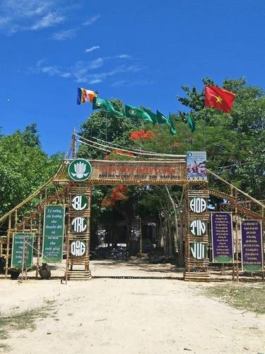 GĐPT huyện Bình Sơn:  Liên trại huấn luyện A Nô Ma – Ni Liên – Tuyết Sơn năm 2019 thành công viên mãn.