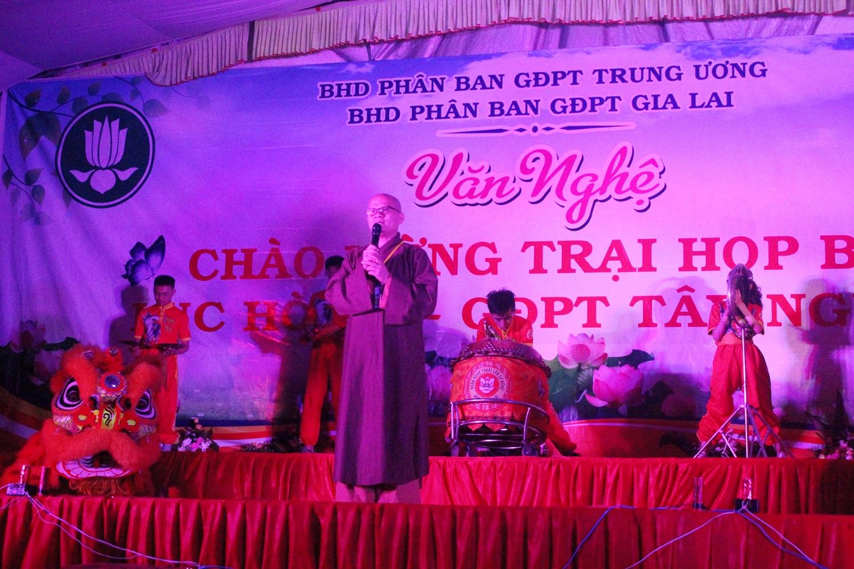 Đêm văn nghệ của GĐPT Gia Lai chào mừng trại họp bạn Lục Hòa 2