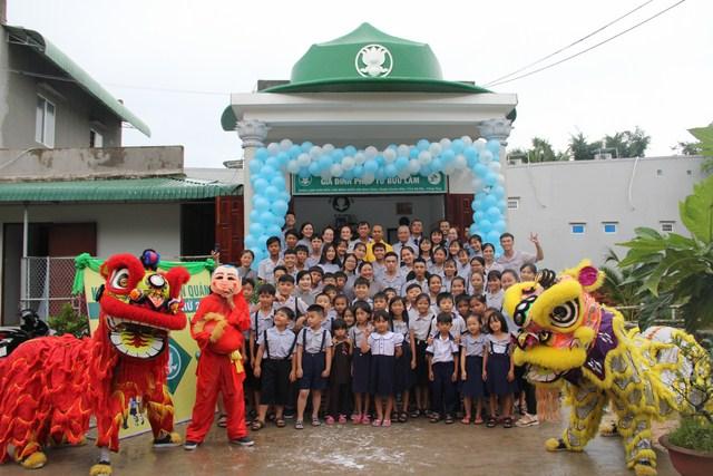 Bà Rịa Vũng Tàu: Lễ khánh thành đoàn quán GĐPT Bửu Lâm