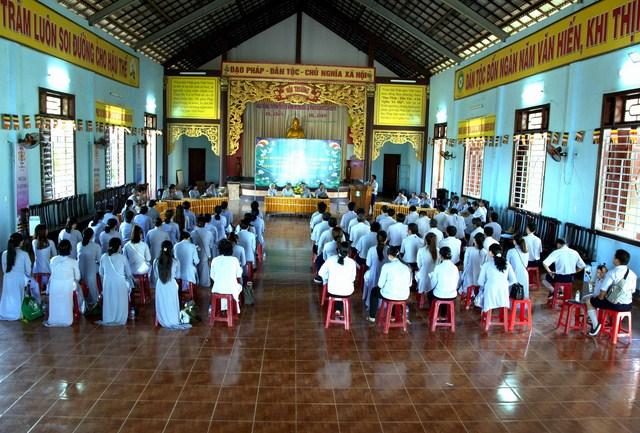 GĐPT Kon Tum tổ chức lễ tổng kết năm thứ nhất và khai khóa năm thứ hai khóa Bậc Định V