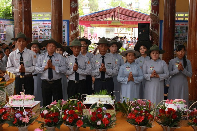 GĐPT Tân Sơn BRVT: 20 năm hình thành và phát triển