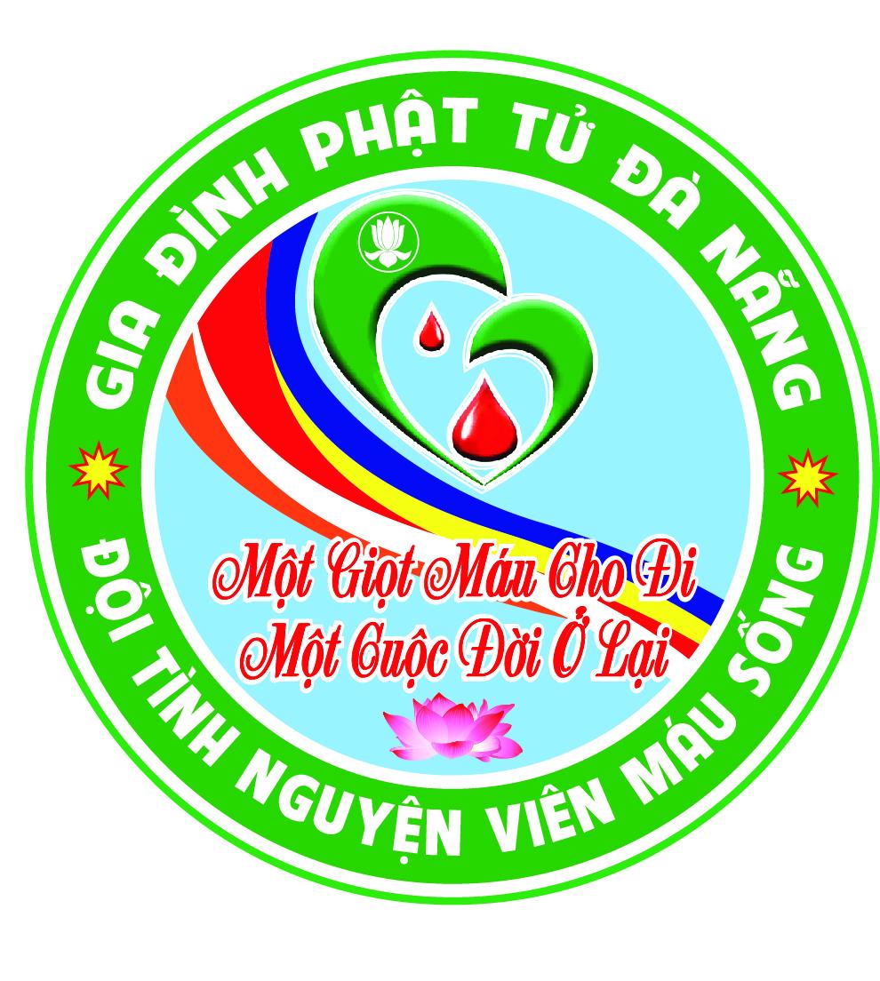Đội Tình nguyện viên Máu sống GĐPT Đà Nẵng tặng quà cho một đoàn sinh Quảng Trị bệnh nặng